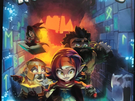 Trapwords - Dastardly Review #132