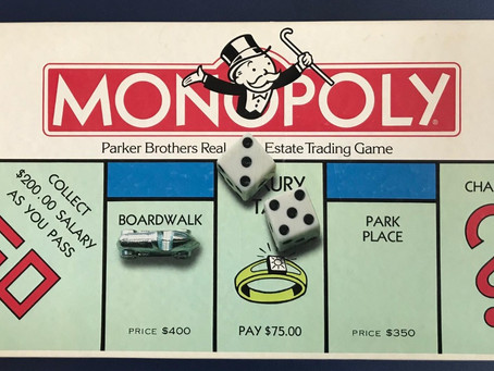 Monopoly - Dastardly Review #008