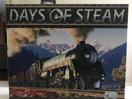 Days of Steam - Dastardly Review #109