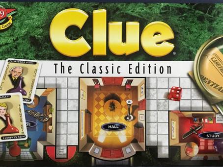 Clue - Dastardly Review #035