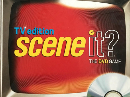 Scene It - Dastardly Review #050