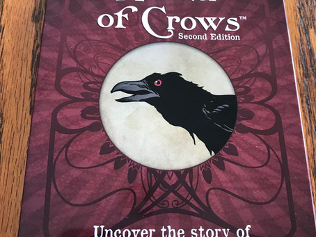 Murder of Crows - Dastardly Review #002