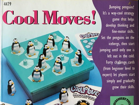 Cool Moves - Dastardly Review #033