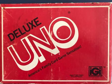 Uno - Dastardly Review #010