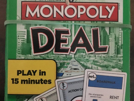 Monopoly Deal - Dastardly Review #015