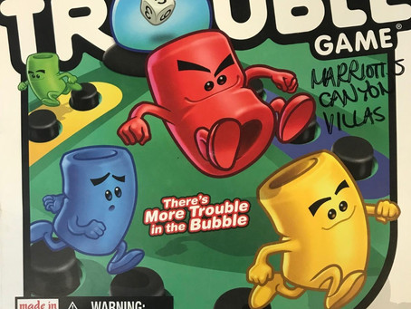 Trouble - Dastardly Review #022