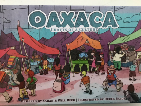 Oaxaca: Crafts of a Culture - Dastardly Review #128