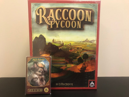 Raccoon Tycoon - Dastardly Review #124