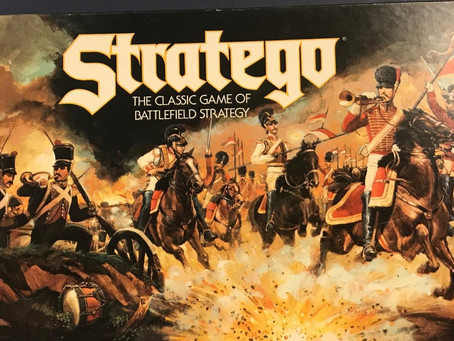 Stratego - Dastardly Review #007