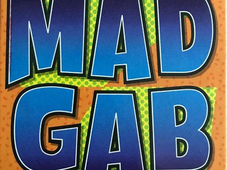 Mad Gab - Dastardly Review #048
