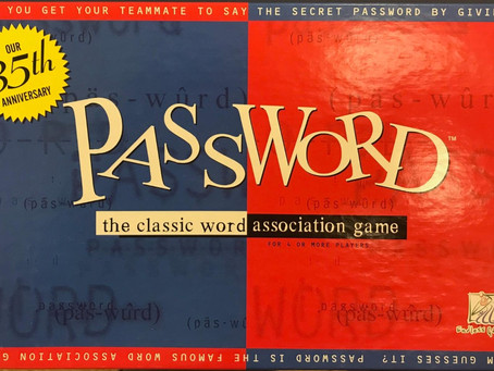Password - Dastardly Review #024