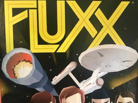 Star Trek Fluxx - Dastardly Review #108