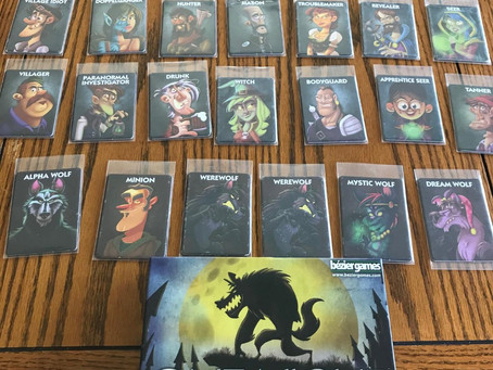 One Night Ultimate Werewolf - Dastardly Review #004