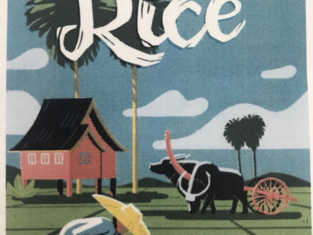 Seasons of Rice - Dastardly Review #121