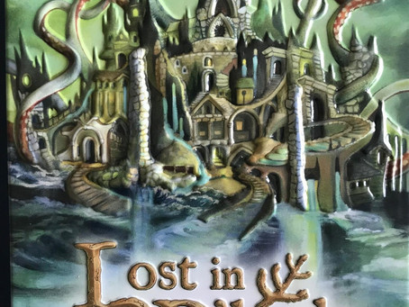 Lost in R'lyeh - Dastardly Review #076