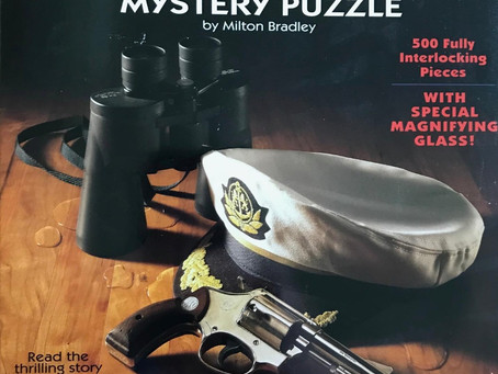 Clue Mystery Puzzles - Dastardly Review #051