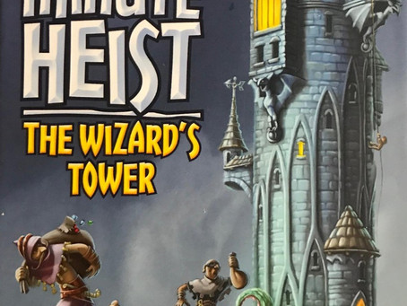 10 Minute Heist The Wizard's Tower - Dastardly Review #082