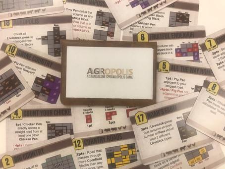 Agropolis - Dastardly Review #135
