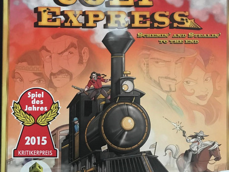 Colt Express - Dastardly Review #098