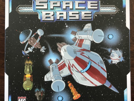 Space Base - Dastardly Review #118