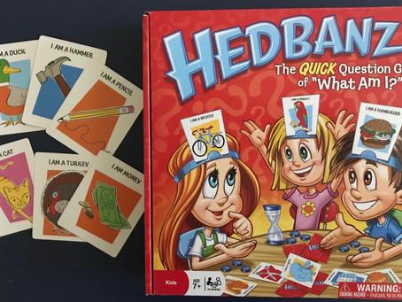 Hedbanz - Dastardly Review #016