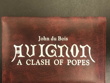 Avignon: A Clash of Popes - Dastardly Review #122
