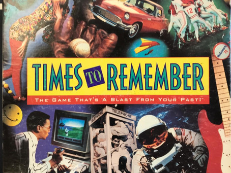 Times to Remember - Dastardly Review #009