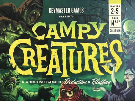 Campy Creatures - Dastardly Review #077