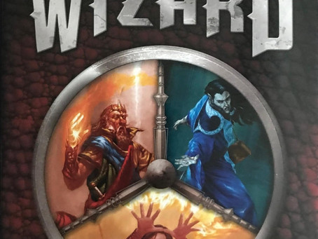 Rock Paper Wizard - Dastardly Review #088