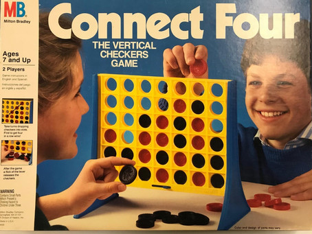 Connect Four - Dastardly Review #031