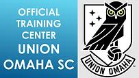 Official Training Center Union Omaha SC.