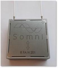Acceleration sensor ITER