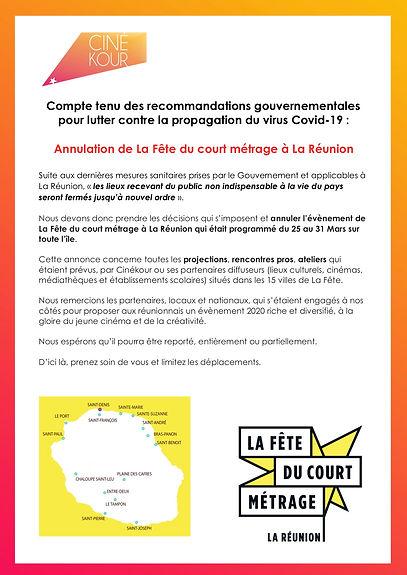 Communiqué_Annulation_La_Fête_La_ReÌ