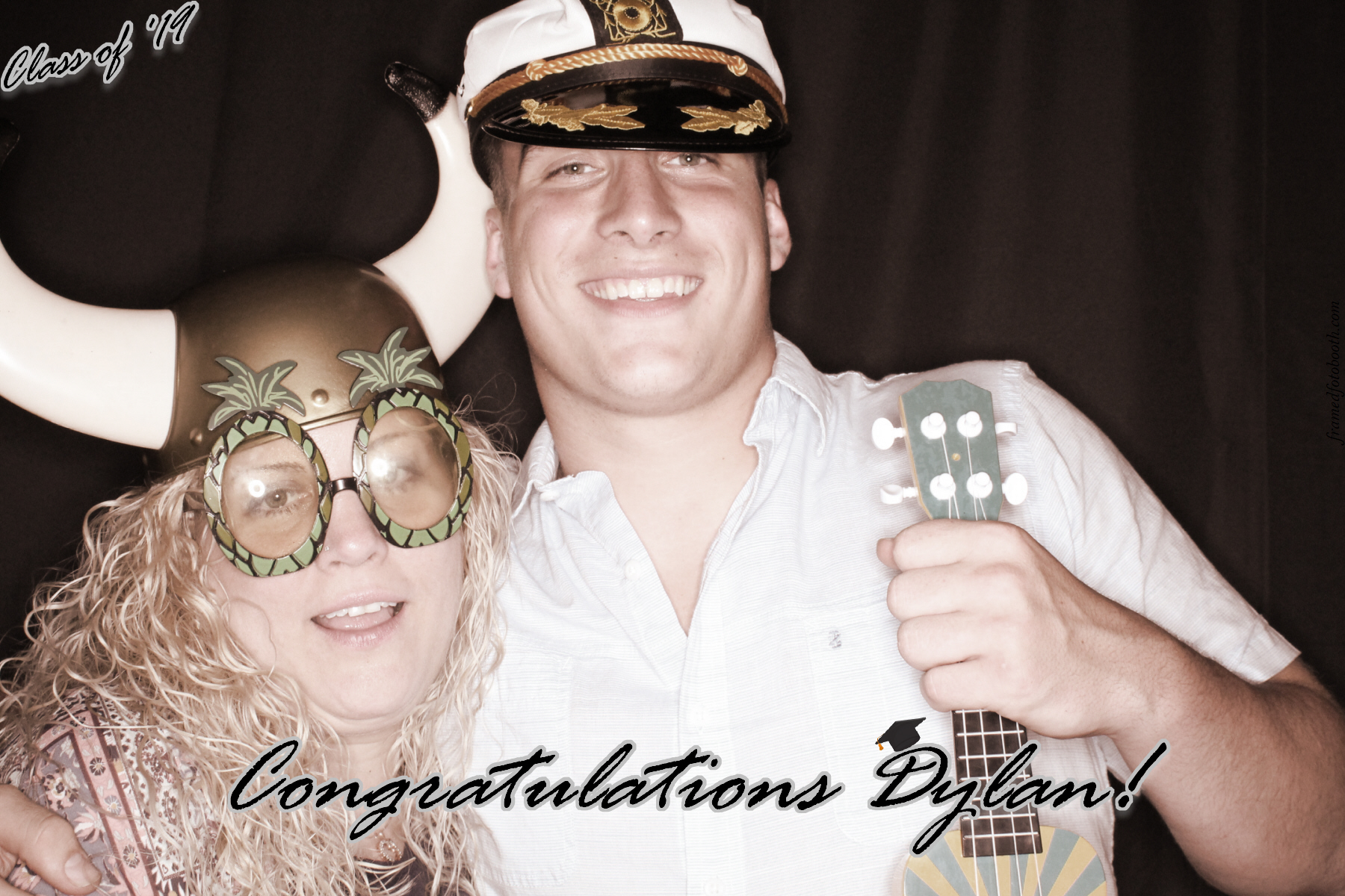 Dylan's Grad Party