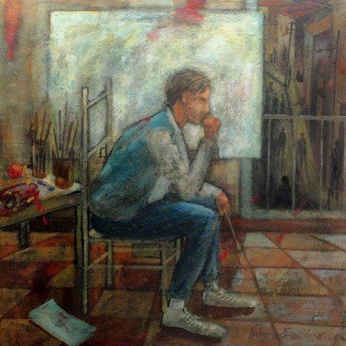 Reflexão do Pintor
