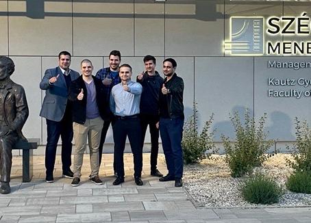 Csúcsteljesítményű versenymotort fejleszt a győri egyetemről indult startup