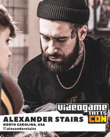 Alexander Stairs