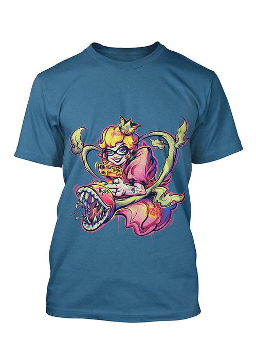 Peach x Harley Quinn T-Shirt