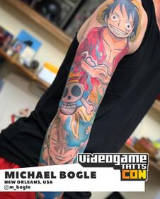Michael Bogle