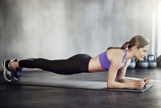 How to breathe your way to a stronger core