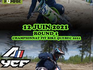 Ca va être extraordinaire Round 1 ProX motocross Saguenay