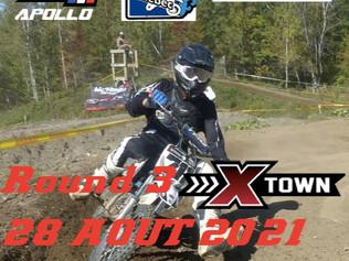 Programme Round 3 Xtown Samedi 28 aout 2021