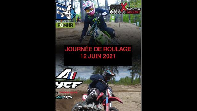 Ne manquer pas ça!!!!!!! 12 juin 2021 Pro x saguenay