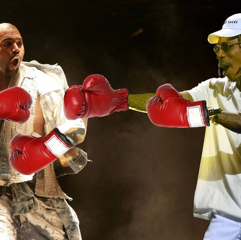 Kanye & Wiz's Twitter row: The definitive translation
