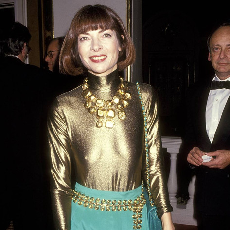 Fashion designers & front row faces: When they were young