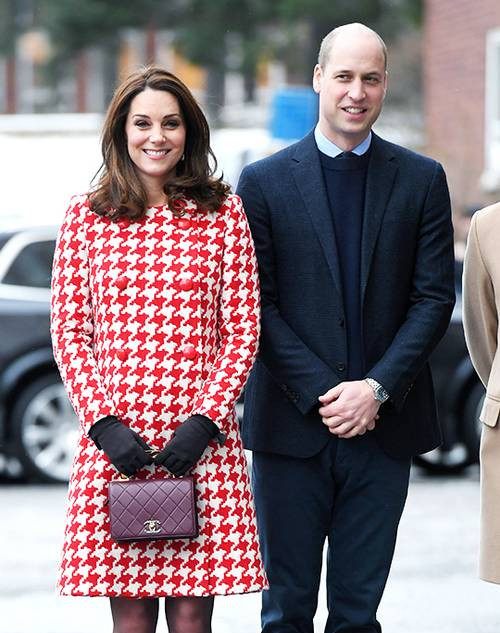 So Kate Middleton Has a Chanel Bag, But It's Not the One You'd Expect