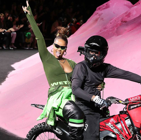 Rihanna's latest Fenty x Puma show put the meaning into BadGal. Here's everything that went down.