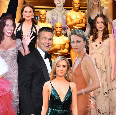 The Oscars style transformations of some of our favourite red carpet stars