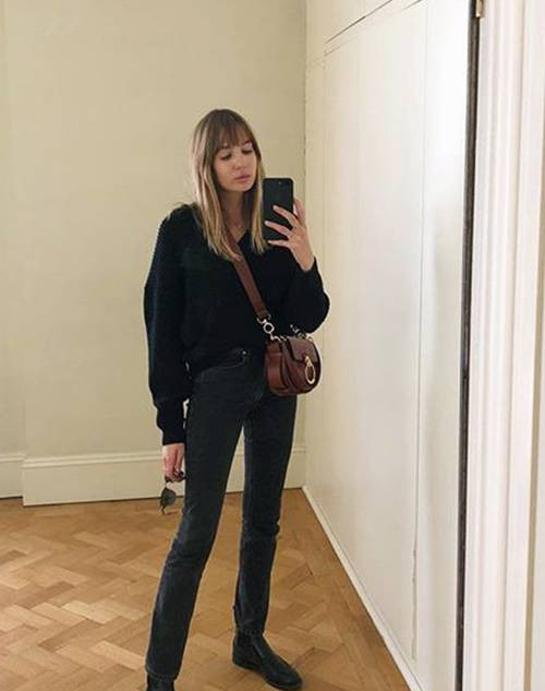 5 Flat-Boot Outfits That Won't Make Your Legs Look Short