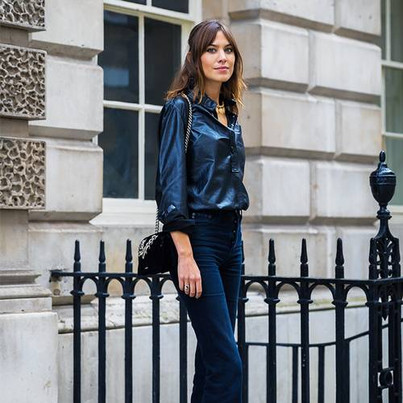What to Wear to London Fashion Week: The Unofficial Dress Code